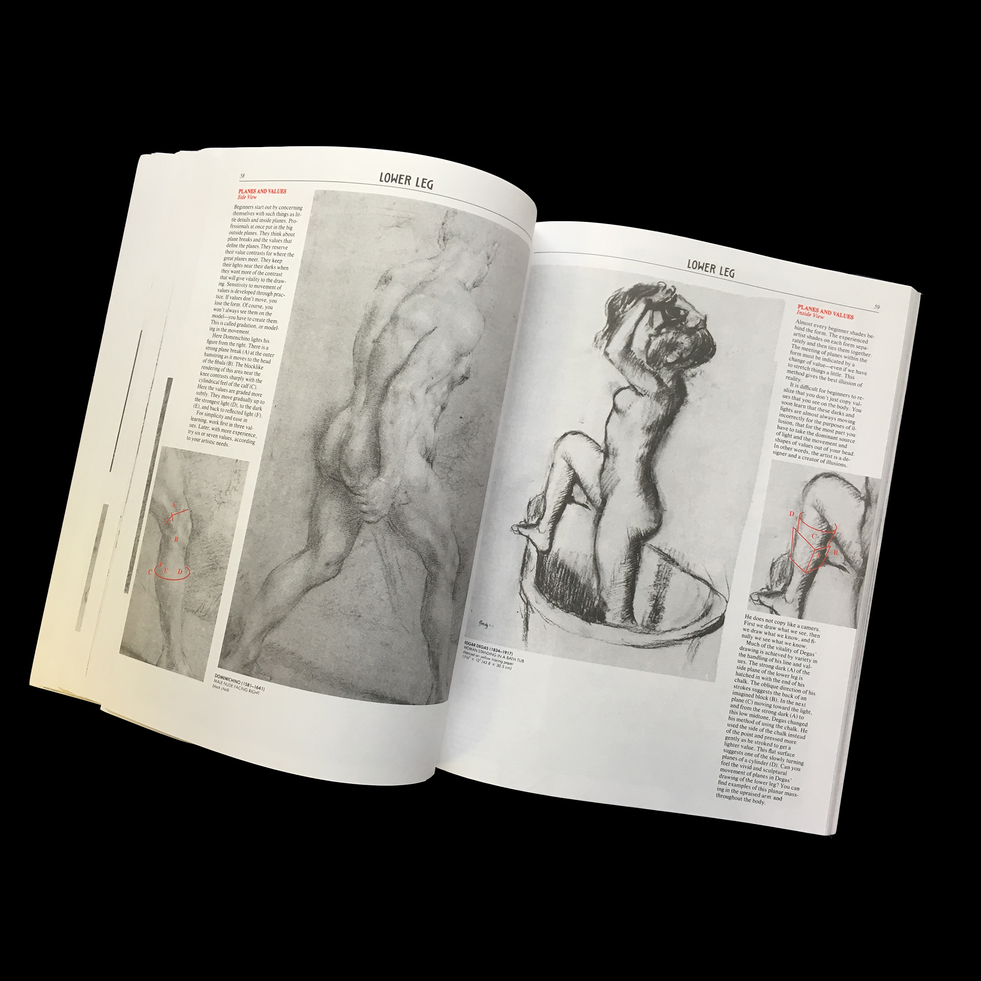 Master Class in Figure Drawing - CTN Store