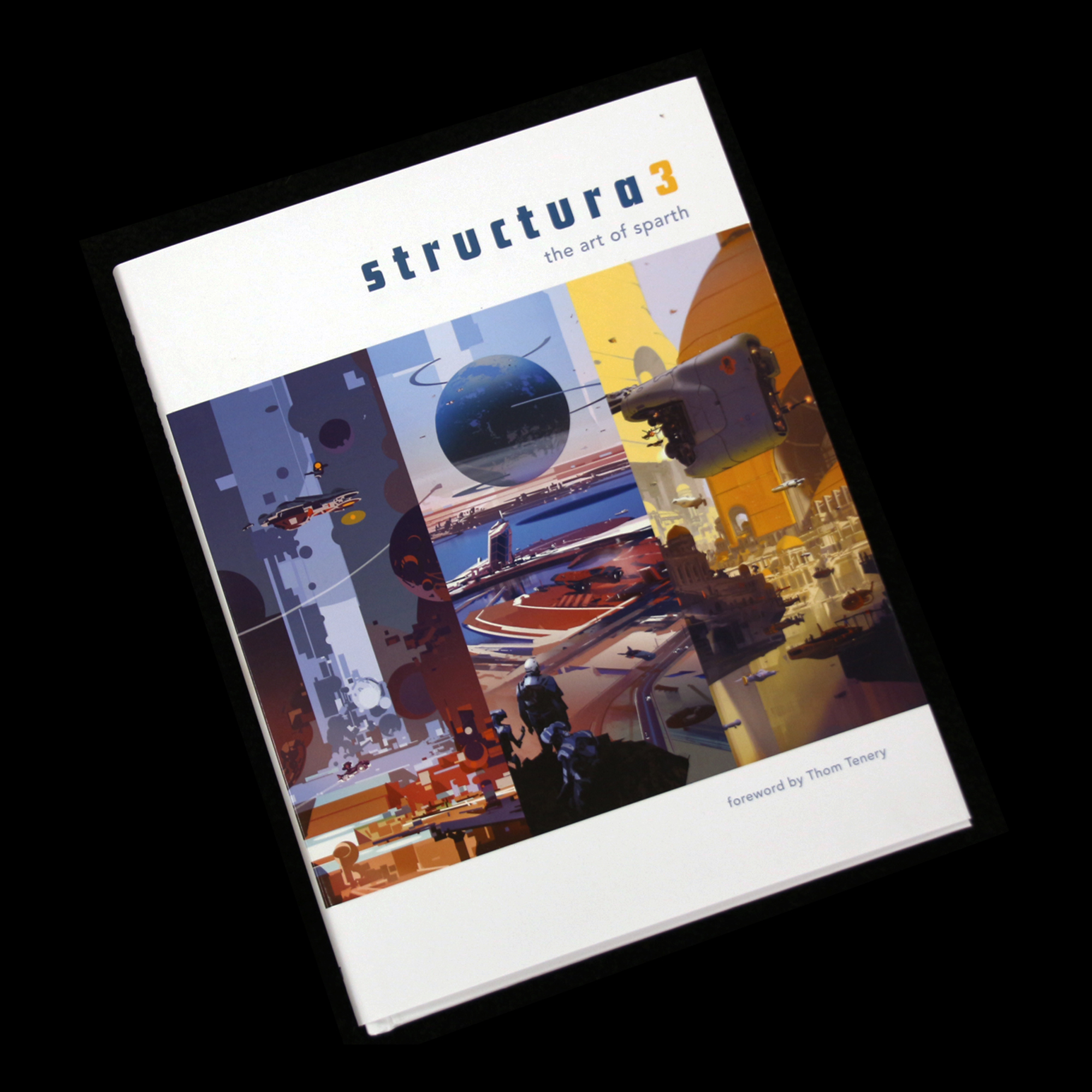 Structura The Art of Sparth