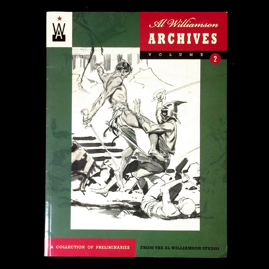 Al Williamson Archives Volume 2