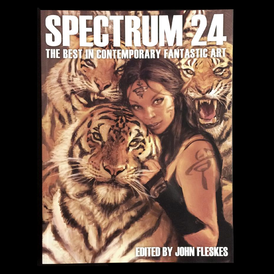 Spectrum 24: The Best in Contemporary Fantastic Art