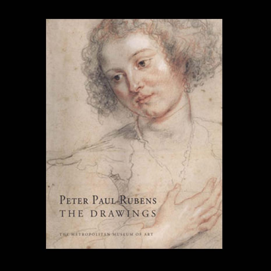 Peter Paul Rubens: The Drawings (Metropolitan Museum of Art Series)