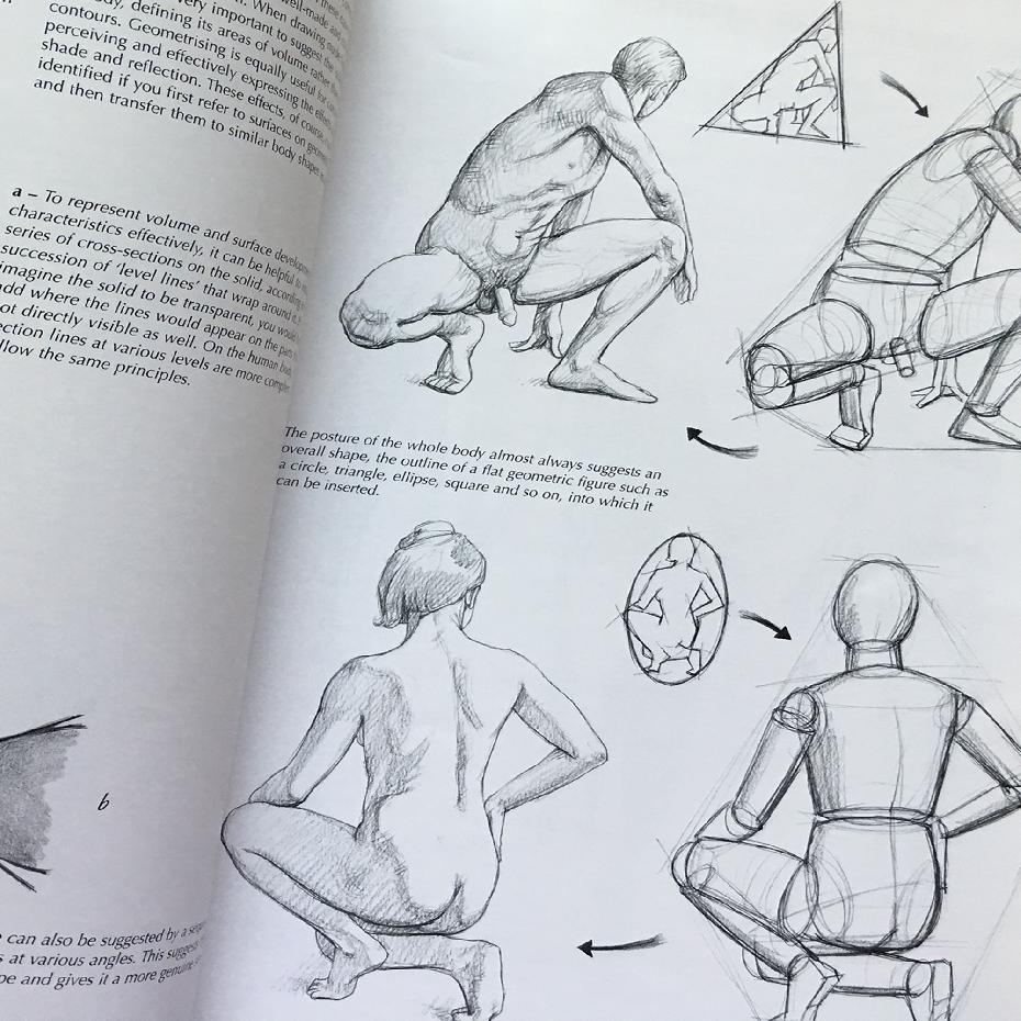 The Nude: Understanding the Elements of Life Drawing