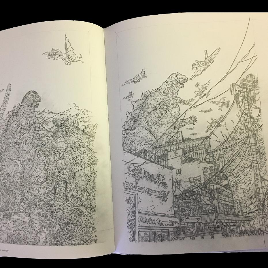 Lead Poisoning: The Pencil Art of Geof Darrow