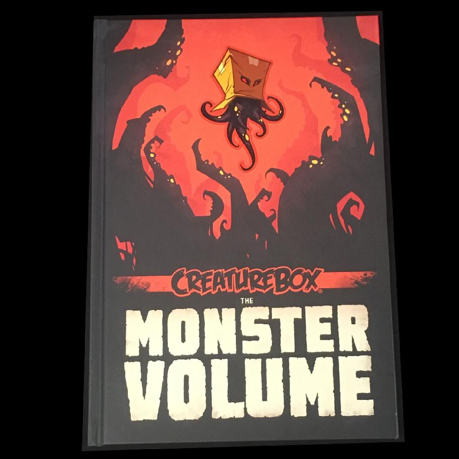 Creature Box: The Monster Volume