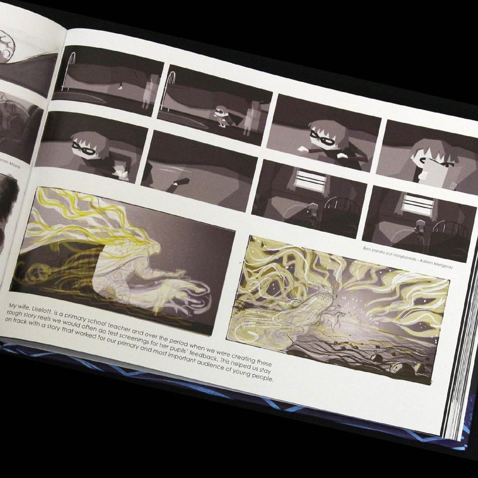 Artbook Song of the Sea