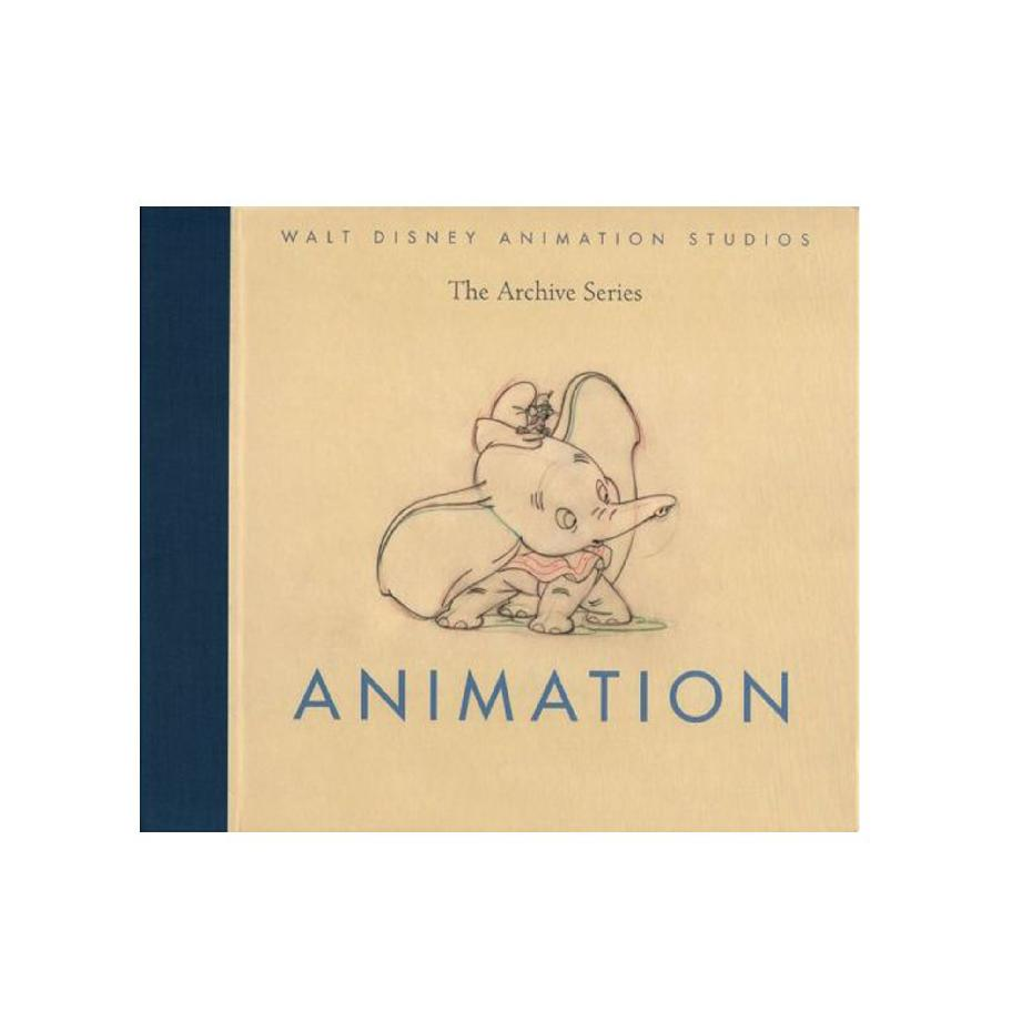 Walt Disney Animation Studios The Archive Series: Animation