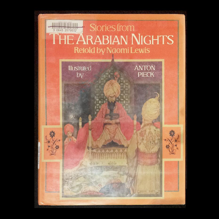 Stories from the Arabian Nights (RARE)