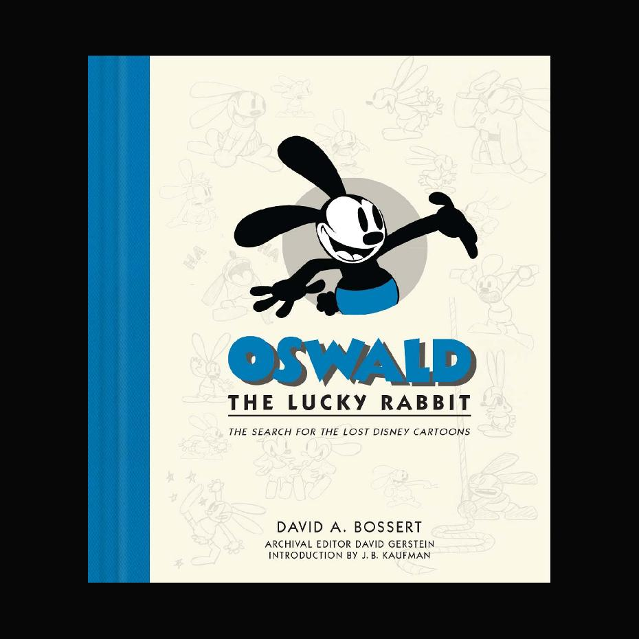 Oswald the Lucky Rabbit: The Search for the Lost Disney Cartoons