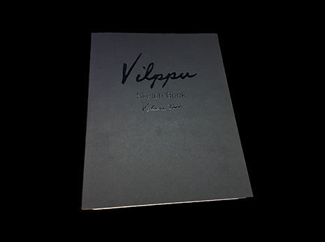 Glenn Vilppu Sketchbook Volume Two