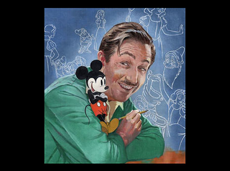 PREORDER Walt's Imagination: The Life of Walt Disney