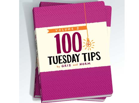 100 Tuesday Tips Volume 2