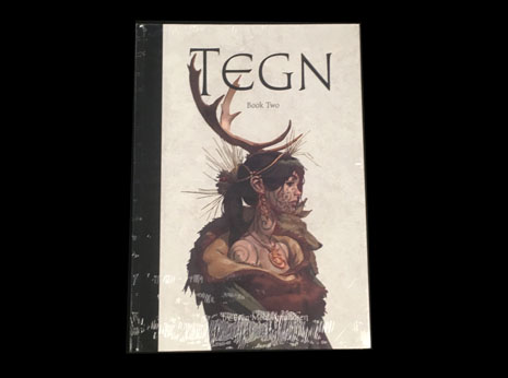 Tegan; Book Two