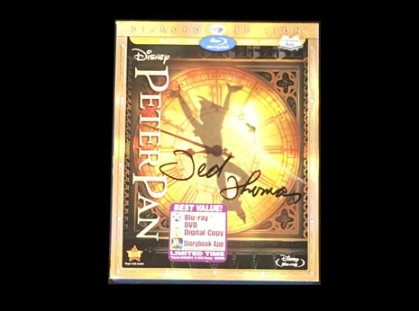 Peter Pan DVD