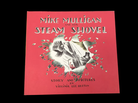 Mike Mulligen and The Steam Shovel