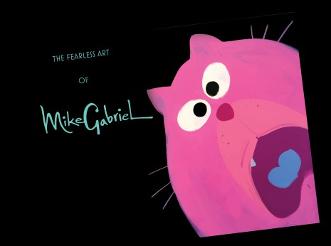 The Fearless Art of Mike Gabriel