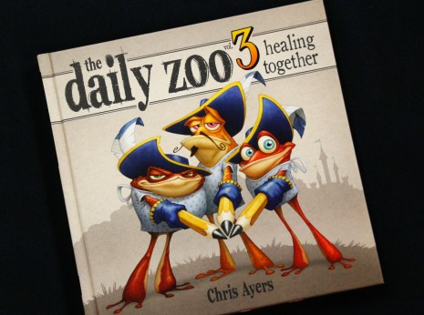 The Daily Zoo vol. 3 (Softcover)