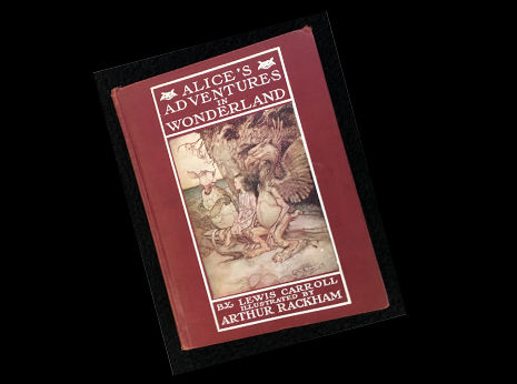 Alice's Adventures in Wonderland *First Edition