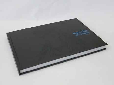 Hans Olo Sketchbook Vol. 1
